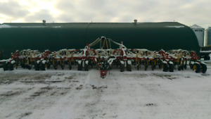 Bourgault 47ft 5710 with 5440 air cart