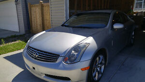 2004 Infiniti G35 Coupe **6 Speed manual**  $7600 OBO