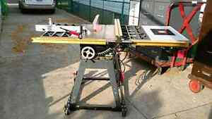 REDUCED!! Craftsman Table Saw