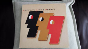 EMMERSON LAKE AND POWELL VINYL ! ORIG PRESS ! MINTY !