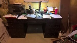 Bombay Desk $180 OBO Moving and Must go