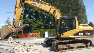 2007 CATERPILLAR 315CL EXCAVATOR