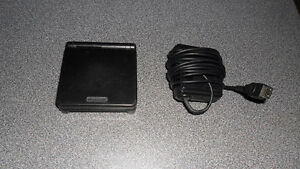 GAMEBOY ADVANCE SP SYSTEM + CHARGER  & CASE