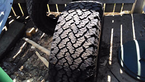 245 / 75 - 16  10 ply tires