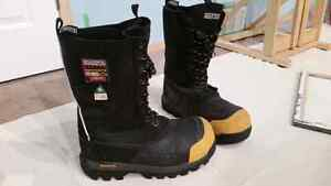 Dakota Propac Composite Work Boots/rated to -100 Celsius size 11