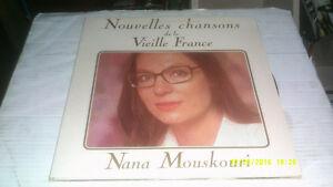 NANA MOUSKOURI-NOUVELLES CHANSONS DE LA VIEILLE FRANCE 33Tr