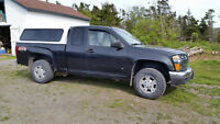 2008 Chevrolet Canyon Truck