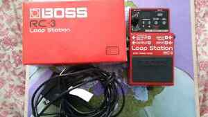 BOSS Loop Station Pedal