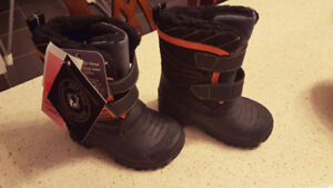 Toddler Winter Boots- Size 7