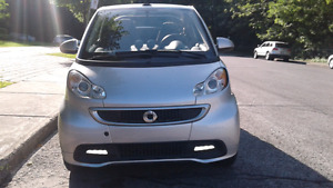 Smart 2013 passion convertible