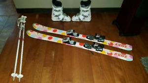 ski enfant 120 cm ROXY en