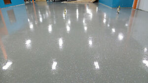 Polished Concrete, Epoxy Flooring Industrial, Commercial, Instit London Ontario image 4