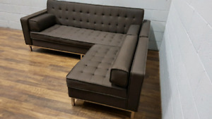 Free delivery: Mid-century Modern Sofabed Sectional