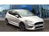 2018 Ford Fiesta 1.0 EcoBoost ST-Line 3dr***With CD Player & Rear Parking Aid***