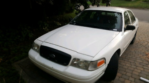 Crown Victoria Police Interceptor 2008