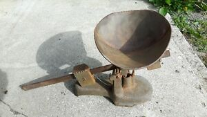 Antique Table Top Scale London Ontario image 2