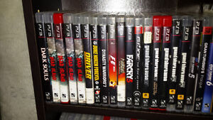Massive PS3 Game Collection Cambridge Kitchener Area image 3