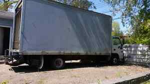 2003 GMC Other W3500 Cube - Eavestrough Machine also for sale