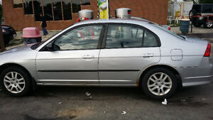 2003 Honda Civic Sedan London Ontario image 2