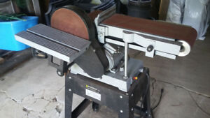 Belt & Disc Sander For Sale