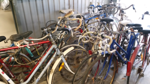 VINTAGE PROJECT ROAD BIKES FOR SALE