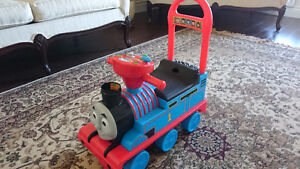 Thomas the Train Ride-On toy