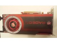 512MB ATI Radeon HD 4850 Graphics Card