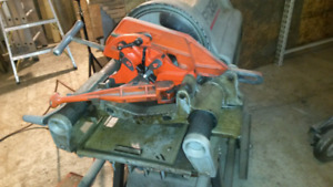 Ridgid power threader