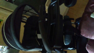 sit and stand stroller great condition only used about 10 times.