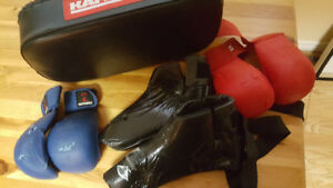 Martial Arts Sparing/Fighting Accessories