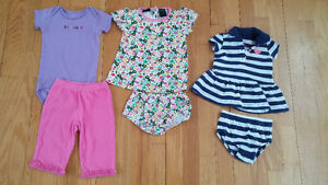 dresses & outfit girl 3-6months summer - robes fille