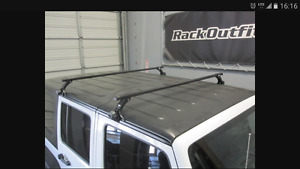 Roof rack and accesories