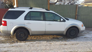 2007 Ford FreeStyle/Taurus X Grey SUV, Crossover