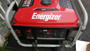 Generator for sale, barely used.