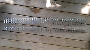 Chevy Truck grille inserts