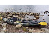 Ocean kayak trident 11