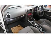 2012 AUDI A3 1.6 TDI SPORT [Start Stop] 6Sp Facelift MDL DRL