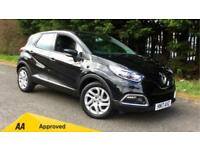 2017 Renault Captur 0.9 TCE 90 Dynamique Nav 5dr Manual Petrol Hatchback