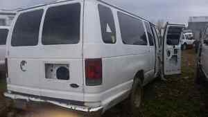 2 Ford Vans for parts Prince George British Columbia image 3