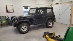 1997 Jeep TJ Very Clean