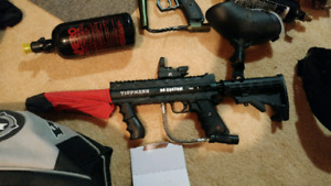 Tippmann 98 and gear like new