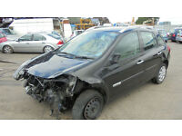 RENAULT CLIO 1.5dCi EXPRESSION DAMAGED REPAIRABLE SALVAGE