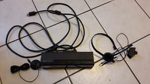 Xbox one kinect and a chat headset London Ontario image 4