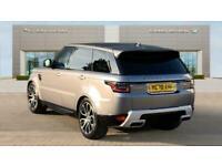2020 Land Rover Range Rover Sport 3.0 D300 HSE Silver 5dr Auto Diesel Estate Est