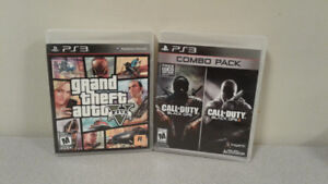 **NEED GONE ASAP** 2 PS3 games for sale