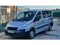 2013 Peugeot Expert Tepee 2.0 HDi L1 Tepee Comfort Combi 5/6 Seater 4dr Combi Va