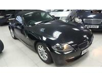 2006 BMW Z4 SE ROADSTER Black Manual Petrol