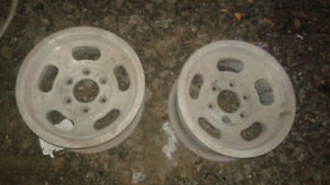 6 bolt slotted rims