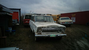 parting out 66 Jeep Wagoneer
