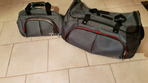 Wenger Swiss Army Carry On Suitcases Luggage Duffel Bag Set